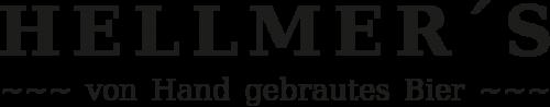 Logo von der Brauerei Hellmer
